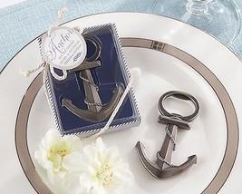 Anchor Bottle Opener Wedding Favor Beach Themed Nautical Bridal Shower S... - $3.74