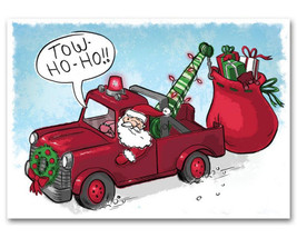 Tow-Ho-Ho Christmas Cards - $60.50+