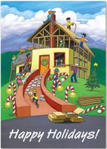 Building Holiday Joy Contractor & Builder Holiday Cards - $60.50+