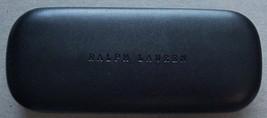 RALPH LAUREN EYEGLASSES CASE BLACK CASE ONLY HARD SHELL - $17.95
