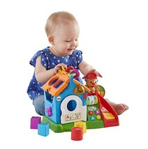 Fisher-Price Laugh & Learn Smart Stages Activity Play House - $41.34