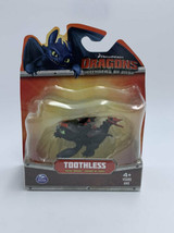 NEW Dragons Defenders Of Berk Toothless Racing Figure Dreamworks Spin Master - $18.99