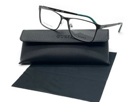 GUESS GU1940 049 Men's Eyeglasses Frames 56-17-140 Matte Dark Brown + CASE - $33.92