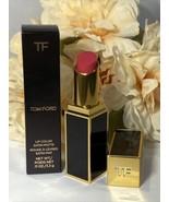 Tom Ford Lip Color Satin Matte 13 L'Enfer Lipstick NIB FS Authentic Free... - $24.70
