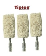 Tipton Bore Cleaning Mop 10 & 12 Gauge 5/16 x 27 Thread Cotton 3 Pack   ... - $7.57