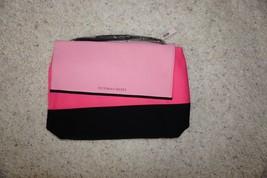 Victoria's Secret Insulated Beach Cooler Bag Shoulder Tote pink & black NWT - $22.09