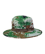 Outdoor Casual Combat Camo  Sun Hat Cap Fishing Hiking  forest - $10.99