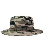 Outdoor Casual Combat Camo  Sun Hat Cap Fishing Hiking   scissors - $10.99