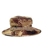 Outdoor Casual Combat Camo  Sun Hat Cap Fishing Hiking   desert - $10.99