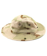 Outdoor Casual Combat Camo  Sun Hat Cap Fishing Hiking  Desert Camo - $8.99