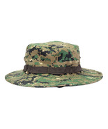 Outdoor Casual Combat Camo  Sun Hat Cap Fishing Hiking   electric - $10.99
