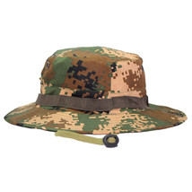 Outdoor Casual Combat Camo  Sun Hat Cap Fishing Hiking  field operations - $10.99