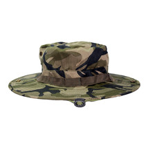 Outdoor Casual Combat Camo  Sun Hat Cap Fishing Hiking   illustion - $10.99