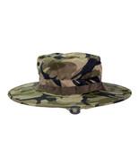 Outdoor Casual Combat Camo  Sun Hat Cap Fishing Hiking   illustion - $10.99
