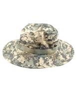 Outdoor Casual Combat Camo  Sun Hat Cap Fishing Hiking  ACU - $8.99