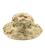 Outdoor Casual Combat Camo  Sun Hat Cap Fishing Hiking   Digital Desert - $8.99