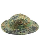 Outdoor Casual Combat Camo  Sun Hat Cap Fishing Hiking  Flecktarn Camo - $8.99