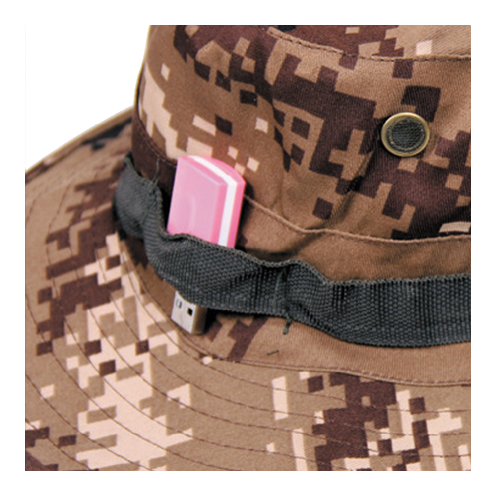 Outdoor Casual Combat Camo  Sun Hat Cap Fishing Hiking   desert