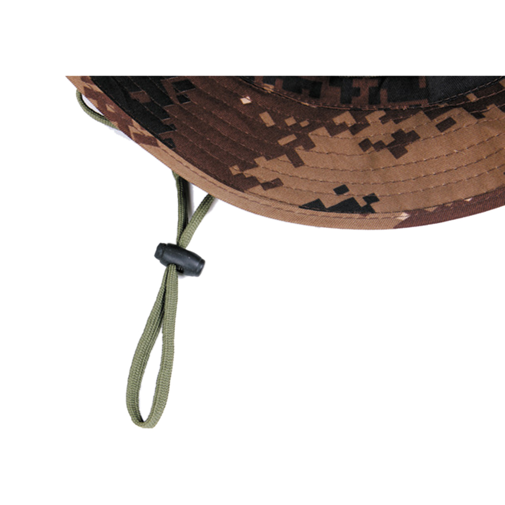 Outdoor Casual Combat Camo  Sun Hat Cap Fishing Hiking   scissors