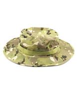Outdoor Casual Combat Camo  Sun Hat Cap Fishing Hiking  CP Camo - $8.99