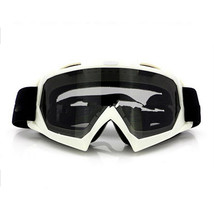 Snow Ski Snowboard Goggles Anti-Fog Eye Protection White Tea - $19.99
