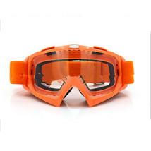 Snow Ski Snowboard Goggles Anti-Fog Eye Protection Orange Lucency - $19.99