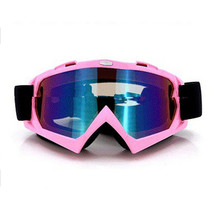 Snow Ski Snowboard Goggles Anti-Fog Eye Protection Pink Colourful - $19.99