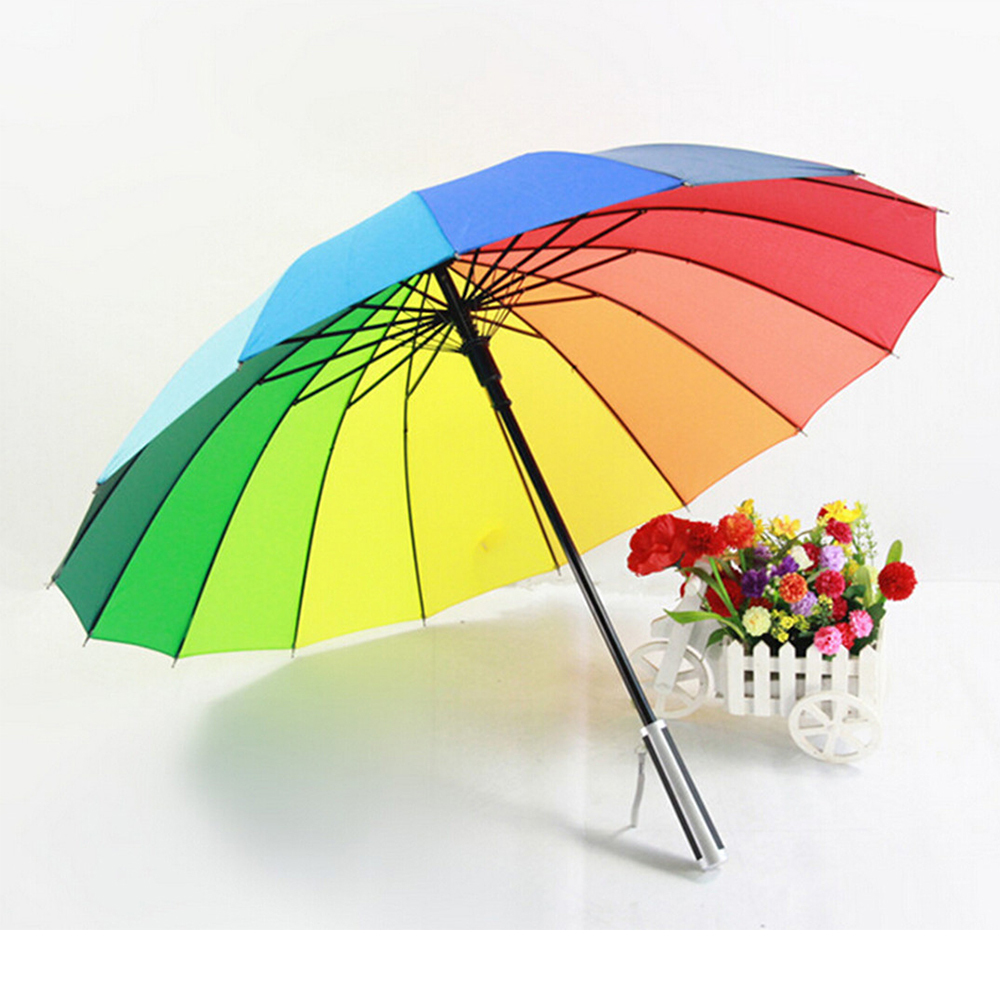 Umbrella with Straight Shank Wedding Party Favor