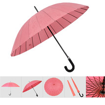 umbrella Water Activated Flower appeared once wet Windproof Princess Lig... - $24.99