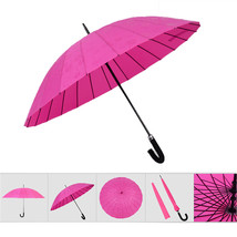umbrella Water Activated Flower appeared once wet Windproof Princess Ros... - $24.99
