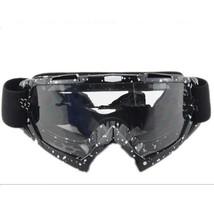 Snow Ski Snowboard Goggles Anti-Fog Eye Protection Black and White Lucency - $19.99