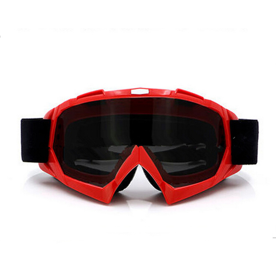 Snow Ski Snowboard Goggles Anti-Fog Eye Protection Red Tea ...