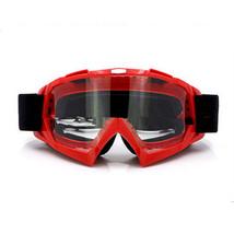 Snow Ski Snowboard Goggles Anti-Fog Eye Protection Red Lucency - $19.99