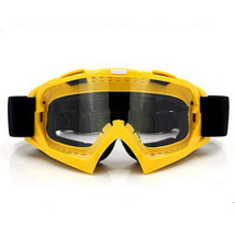 Snow Ski Snowboard Goggles Anti-Fog Eye Protection Yellow Lucency - $19.99