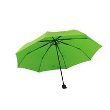 Folding Umbrella Compact Light weight Anti-UV Rain Sun Umbrella Green - $15.99
