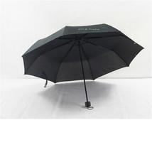 Folding Umbrella Compact Light weight Anti-UV Rain Sun Umbrella Black - $15.99
