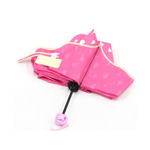 umbrella Color Changing Water Activated Windproof Princess Folding Umbre... - $21.99