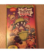 The Rugrats Movie Nickelodeon VHS EUC - $1.71