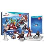 Disney INFINITY: Marvel Super Heroes 2.0 Starter Pack - Wii U - $30.43