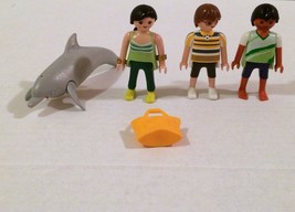 Playmobil 5130 Dolphin and 3 Figures ONLY FREE ... - $13.85
