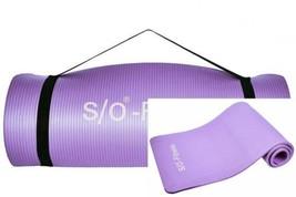 Schramm S/O® Tapis de yoga/fitness 190 x 60 x 1,5 cm 6 couleurs certifié... - $31.55