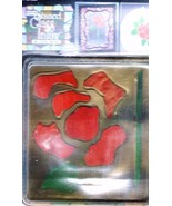 Gallery Glass Rose Inlay for Stain Glass or Mosiacs - $4.99
