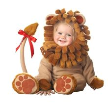 LIL LION LIL CHARACTERS COSTUME 6M-12M - $47.90