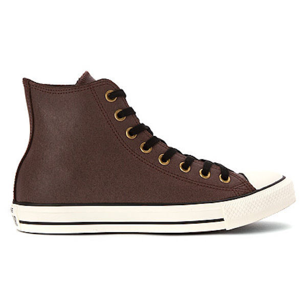 Converse Chuck Taylor All Star Hi Burnt Umber Fashion Sneakers 149481C