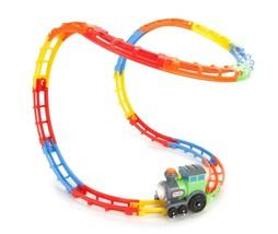 Tumble Train Little Tikes  Sound Lights Rolling... - $29.30