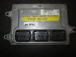 08 09 10 HONDA ACCORD 2.4L ECM #37820-R41-L57 *See item description* - $79.18