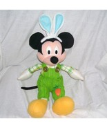 """Disney Mickey Mouse with Easter Ears 19"""" tall Kcare Weighted Plush - $14.96"""