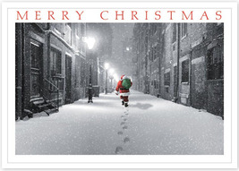 On His Way Christmas Cards - $60.50+