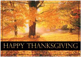 Maple Splendor Thanksgiving Cards - $60.50+
