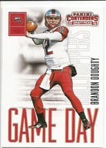 BRANDON DOUGHTY 2016 Contenders DRAFT Game Ticket #33 ROOKIE CARD RC WKU ! - $0.94